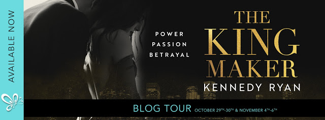 The Kingmaker Blog Tour