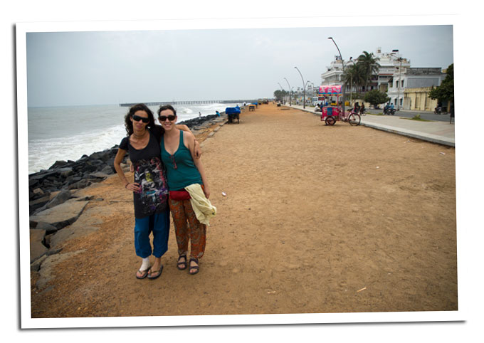 playa de rocas, india