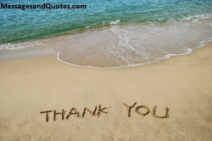 Thank you messages for facebook