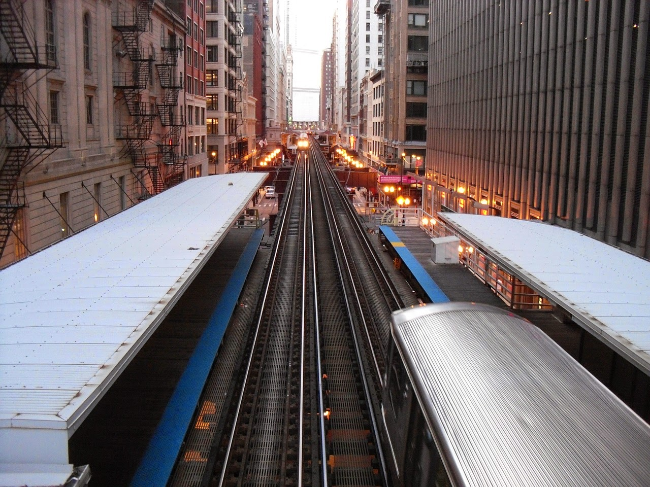 trenes chicago