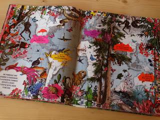 Partez la d couverte de la faune et de la flore du for Le jardin des merveilles streaming