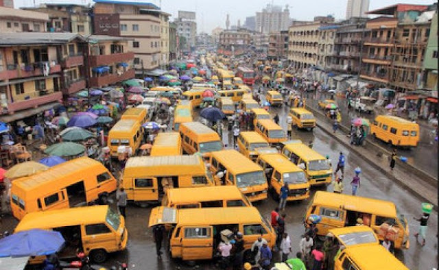 Nigeria Tops Most Stressful Countries in The World