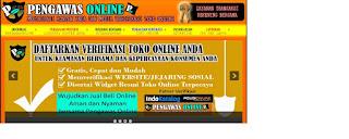 layanan proteksi konten/situs pertama di Indonesia