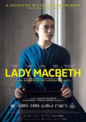 Lady Macbeth 2016 DVD R2 PAL Spanish