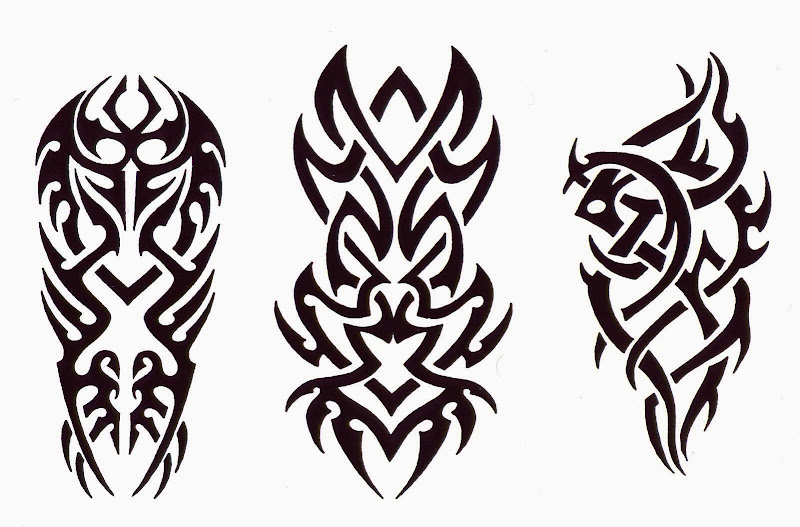 Story Behind Tribal Tattoo Designs title=