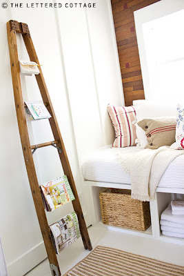 Cool and Creative Ways To Reuse Ladders (15) 3