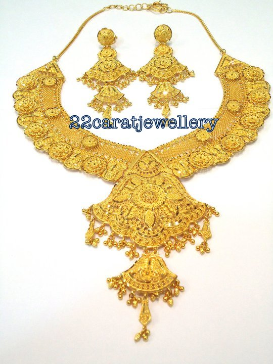 watch necklace youtube gold latest heavy design