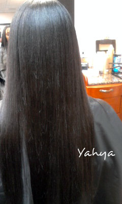 Japanese Straightening A Healthier Alternative To