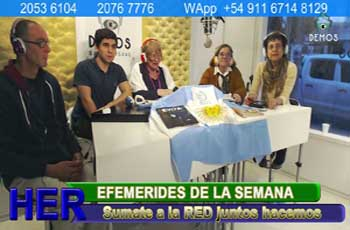 HISTORIADORES EN RED -Por Radio Internet