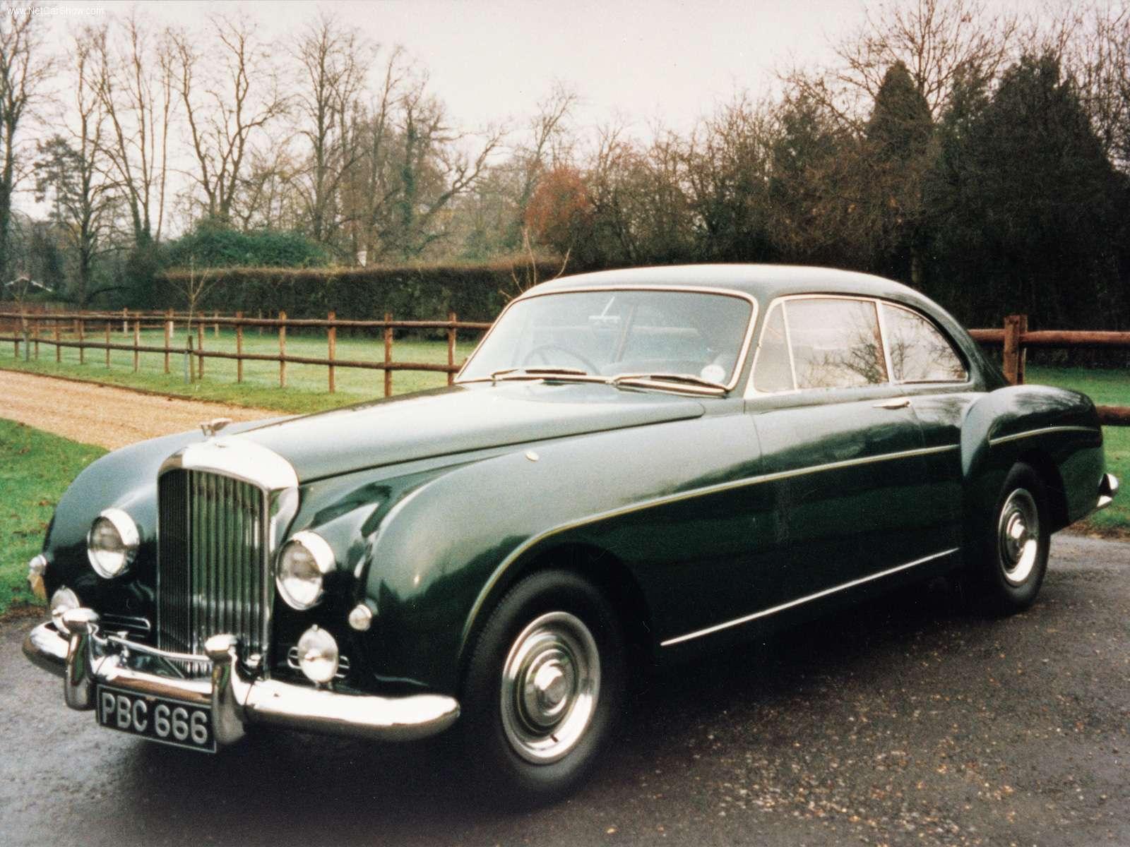 Hình ảnh xe ô tô Bentley S1 Continental 1956 & nội ngoại thất