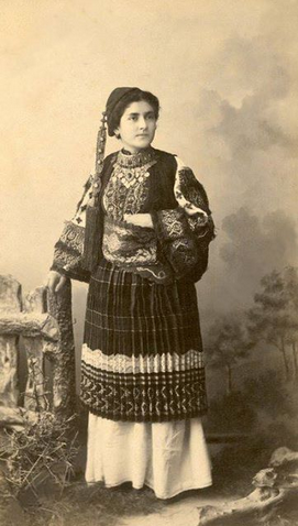Albanian women from Smyrna