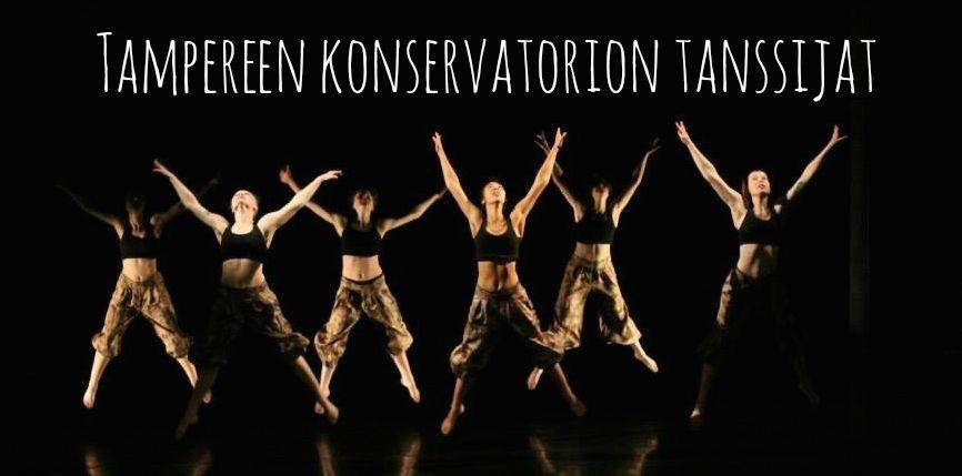 Tampereen konservatorion tanssijat
