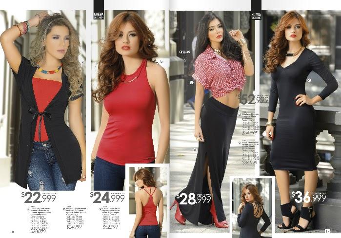 Catalogo de ropa carmel campaña 06 2015