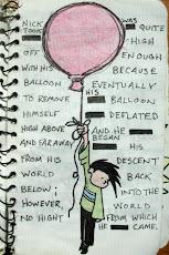 """""""Notebook Doodle & Poem"""""""