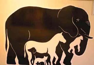 கண்ணை நம்பாதே...... Animal%252Bpainting