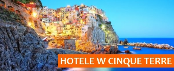 Cinque Terre hotele