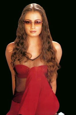 Diya Mirza hot photo