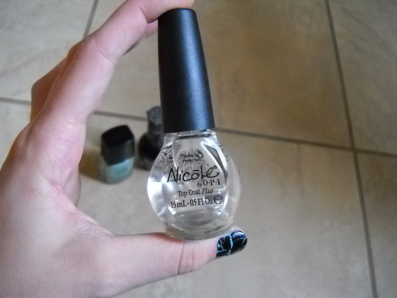 It\'s a girl thing: KLEANCOLOR Crack nail polish *A review*
