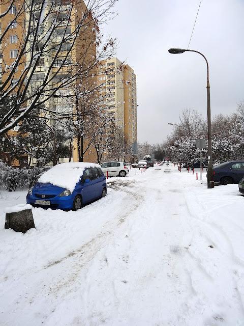 Witolin. Ulica Tarnowiecka.