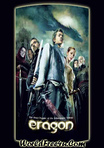 Poster Of Eragon (2006) Full Movie Hindi Dubbed Free Download Watch Online At worldfree4u.com