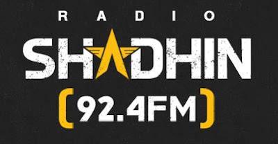 Radio Shadhin (92.4 FM) Live Online Streaming