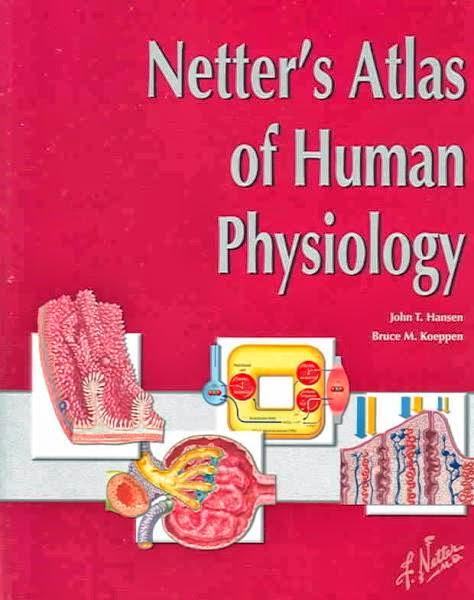 Hansen, Atlas Sinh lý học Người Netter