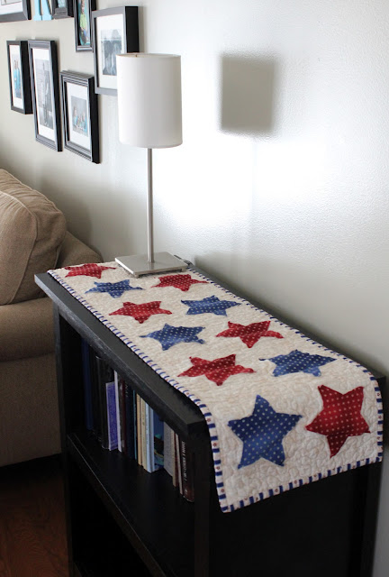 Star Table Runner