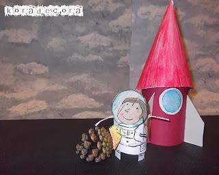 cohetes de astronauta - photo #41