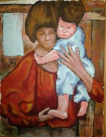 Mare ab Xiquet - Madre con niño