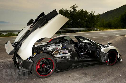 Nancys Car Designs 2010 Pagani Zonda Cinque Roadster