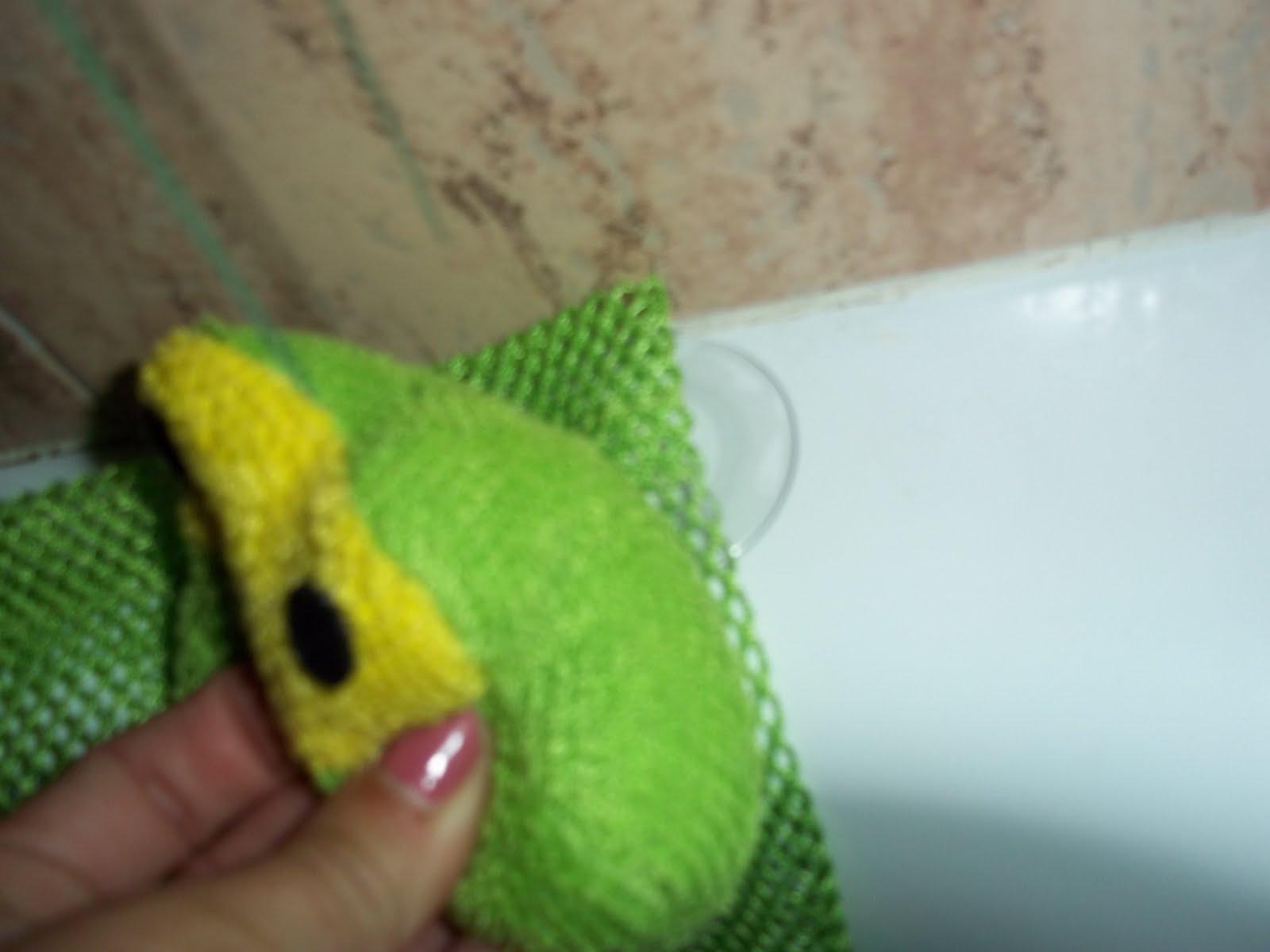 Guarda Juguetes Baño: guarda juguetes para el baño, además genial!!!!,porque escurre y no