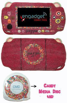 psp from candy
