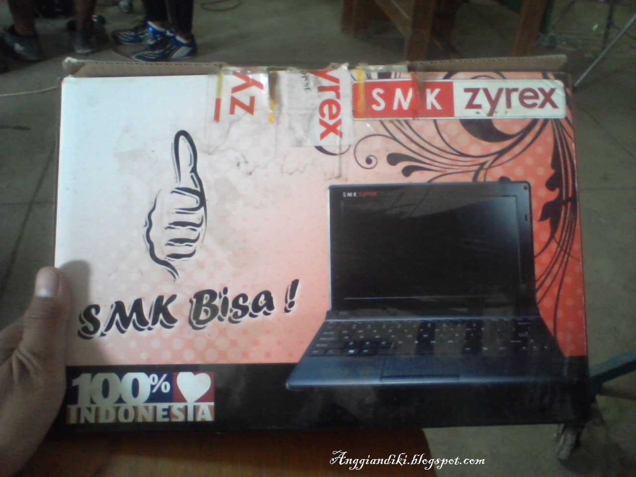 download driver notebook smk zyrex m1115