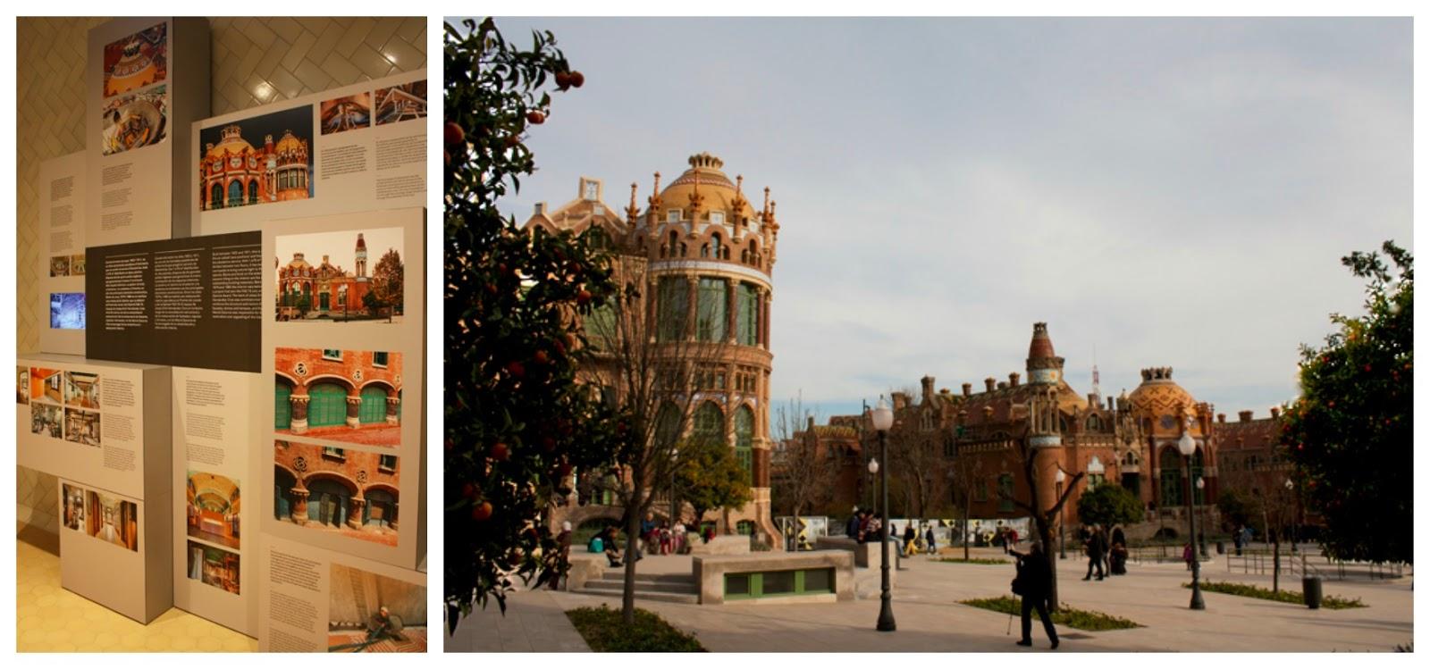 Modernizm Barcelona