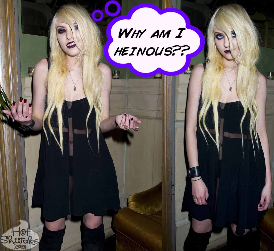Taylor Momsen Hot Mess