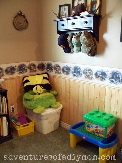 Boy Bedroom