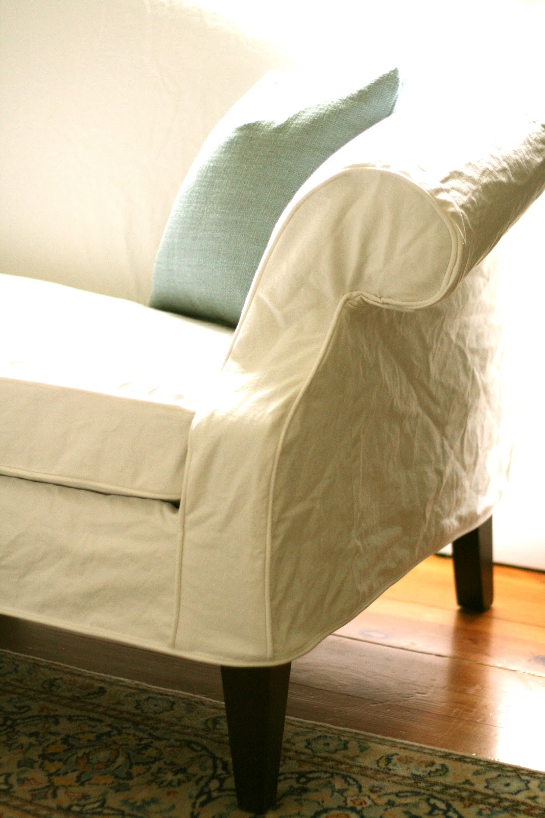 Great Custom Slipcovers By Shelley