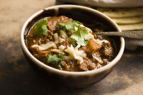 Lisa Fain's Seven Chile Chili Recipes — Dishmaps