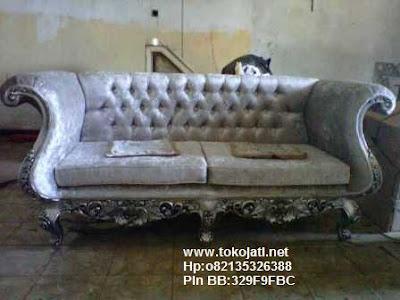 Jual Mebel Jepara,sofa tamu jati klasik ukiran jepara classic duco Toko Mebel Jati klasik,Furniture Mebel Jepara code mebel ukir jepara A1459