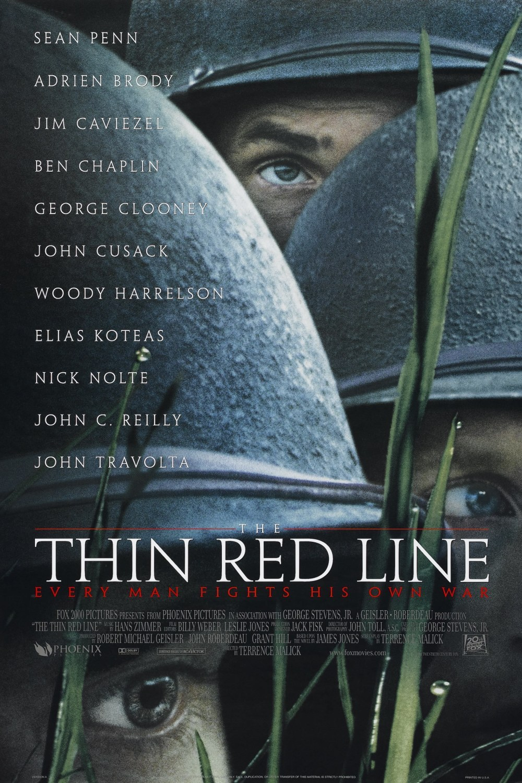 Тонкая красная линия 9 фотография