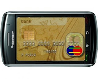 Blackberry 10 Bisa Jadi Dompet Digital