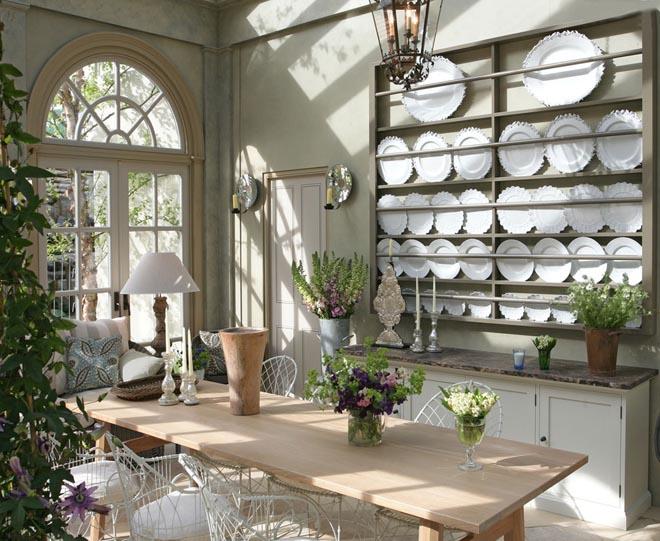 8 modelos de muebles de jardín - silla de hierro chelsea delicada de marston