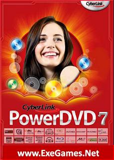 Free Download CyberLink Power DVD 7