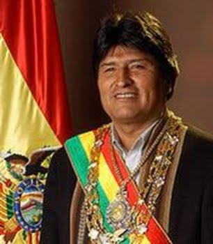 Presidente Evo Morales