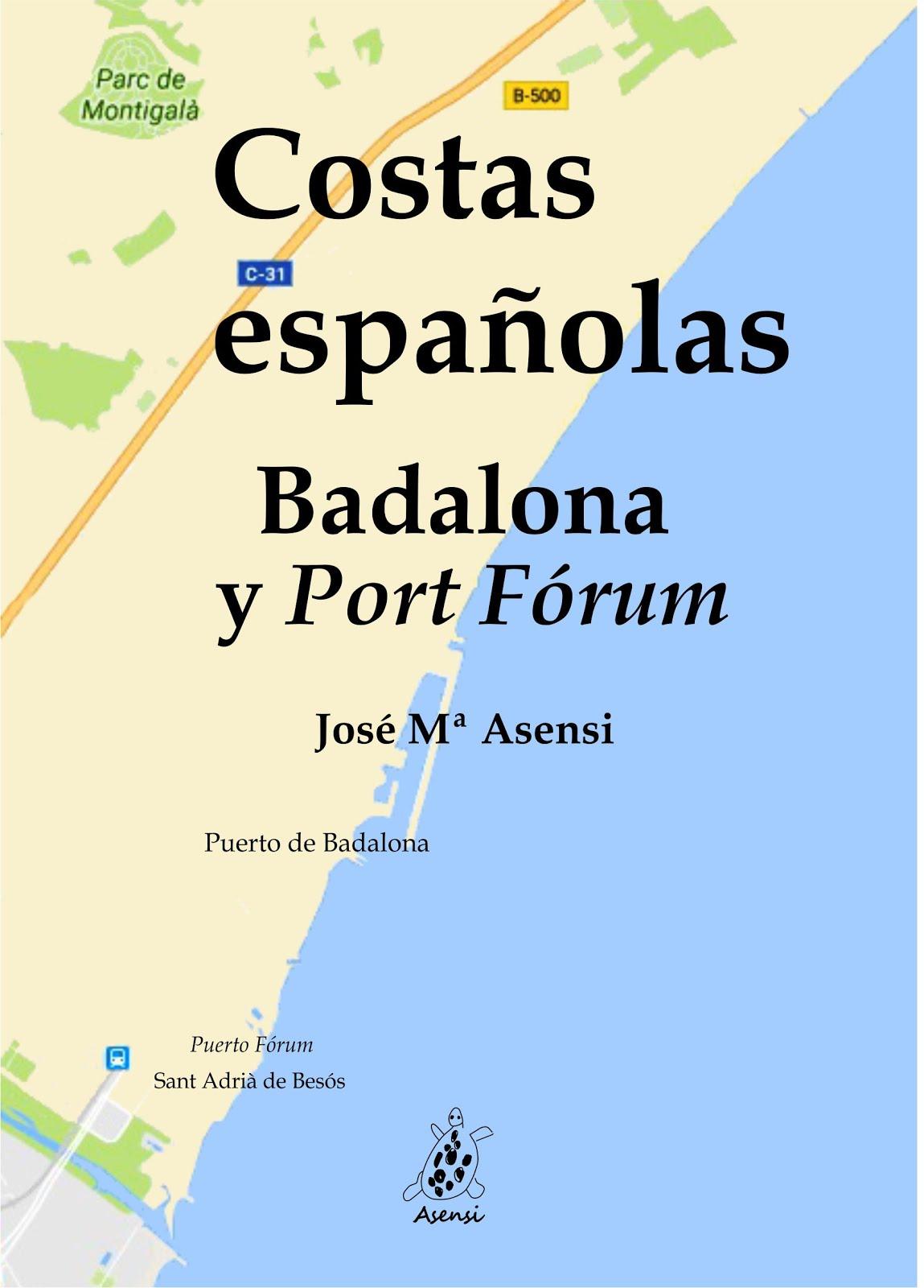 Badalona y Port Fórum.
