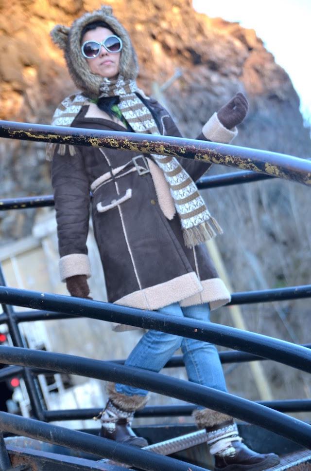 De Paseo por el Harpers Ferry-MariEstilo-LookOfTheDay-ModaElSalvador