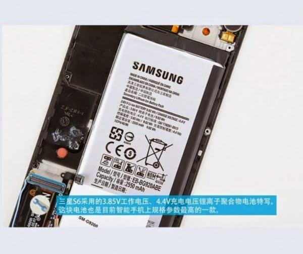3.Samsung Galaxy S6
