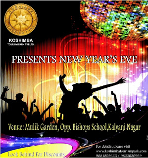 New year parties in Pune