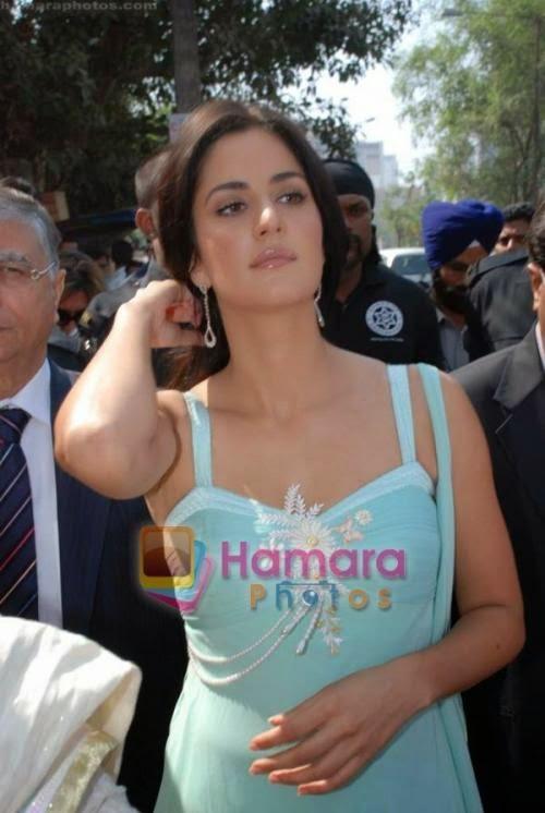 Katrina Kaif in Lokhandwala