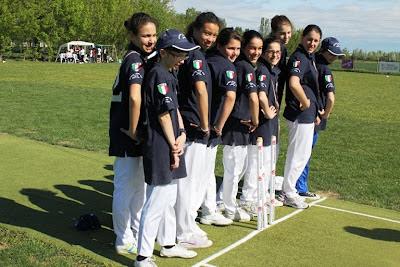 Olimpia Casteller Campione U13 Femminile 2012